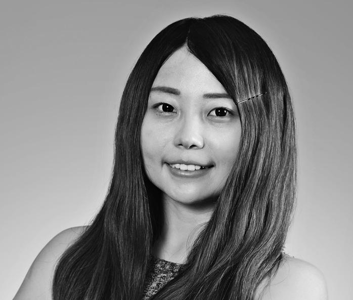 Estelle Liu Consultant